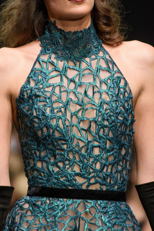 Georges Chakra | Haute Couture | Fall 2016