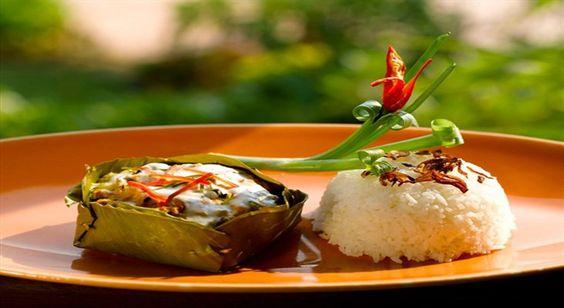 Món ăn đều mang nét đặc trưng Khmer độc đáo, hương vị hài hòa