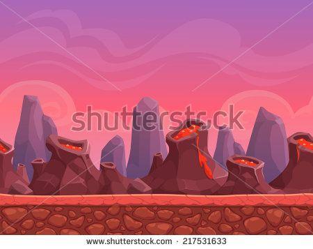 Cartoon Background Stock Vectors & Vector Clip Art | Shutterstock