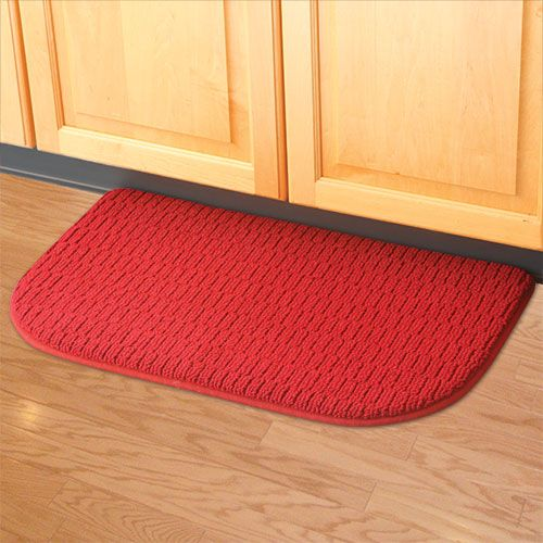 Redkitchenrugs 47 Beauty Collection Red Kitchen Rugs Bore Notrax
