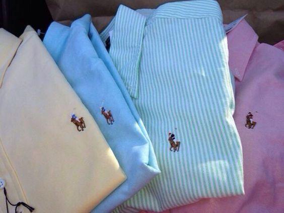 Polo Ralph Lauren Classic Style Oxford