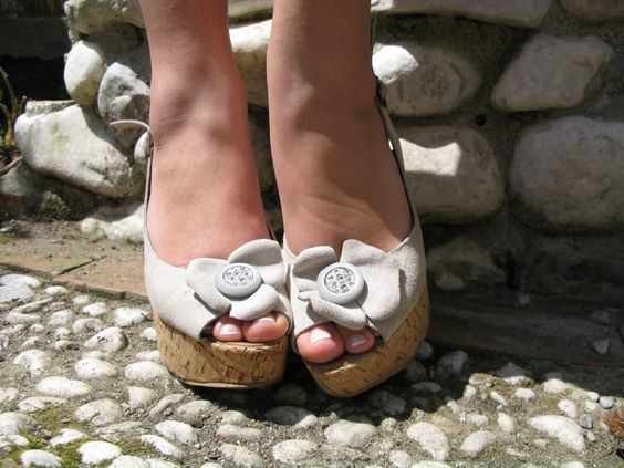 Oh my wedges!
