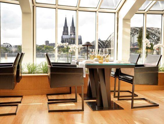 Glashaus Restaurant & Bar, Köln