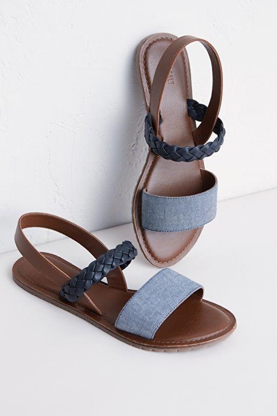 Summer Fete Leather Sandal - Seasalt