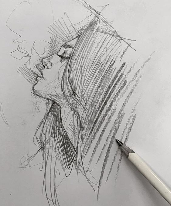 5 Exercises To Get Better At Drawing Drawing On Demand Art Drawings Sketches Art Sketches