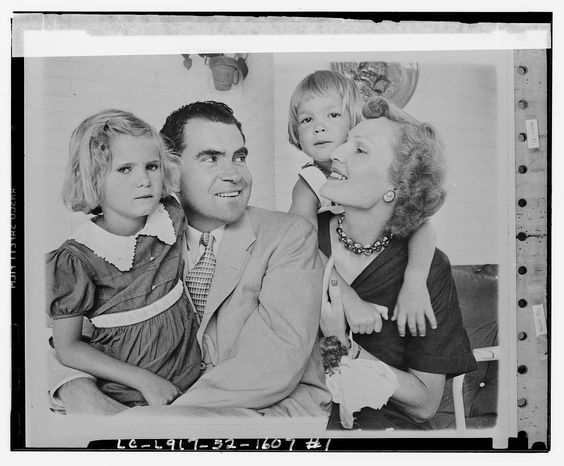 The early life and education of richard nixon