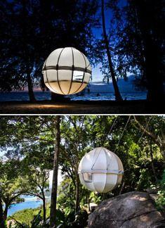 Cocoon Tree Tent at werd.com