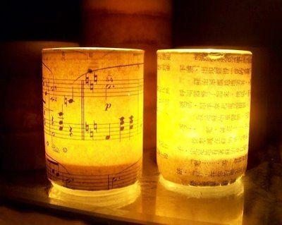 Music is Light