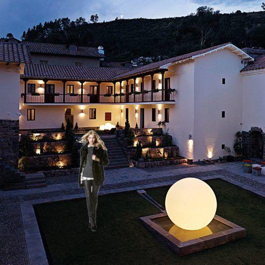 Led Leuchtkugel Garten Wasserfest Kugelleuchten Garten In 2020 Kugelleuchten Garten Leuchtkugeln Garten Kugelleuchten