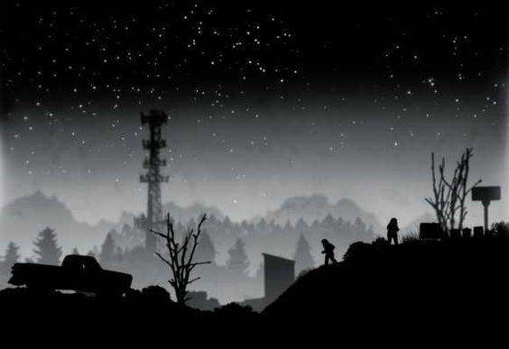Constellation - A fotografia em camadas de sombras de paisagens de Vanessa Marsh