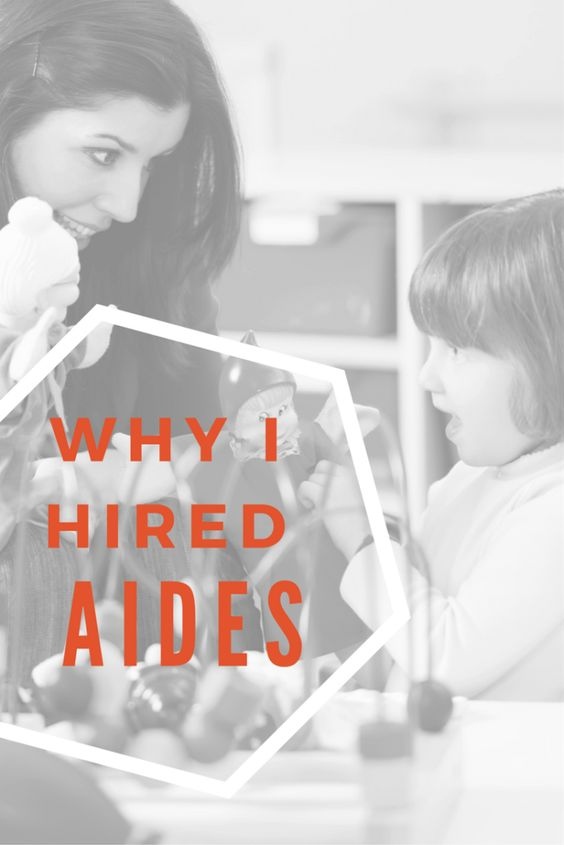 Why we Hired Aides, Beginning a Series about ABA Therapy. Encouragement for Caregivers. Extra pair of hands. Caregiver Support. Community. Parenting Special Needs