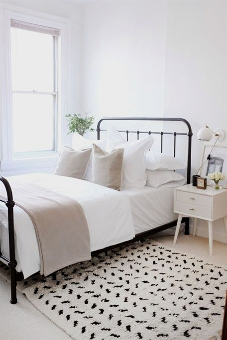 In Bed By 10: A Relaxing Refresh for Our Guest Room – Elizabeth Street Post #Bedrooms