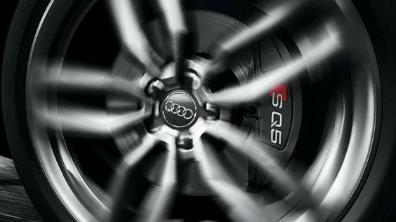 2016 Audi SQ5 Model Wheels