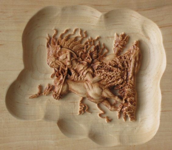 Cnc wood carving carvings diy woodworking