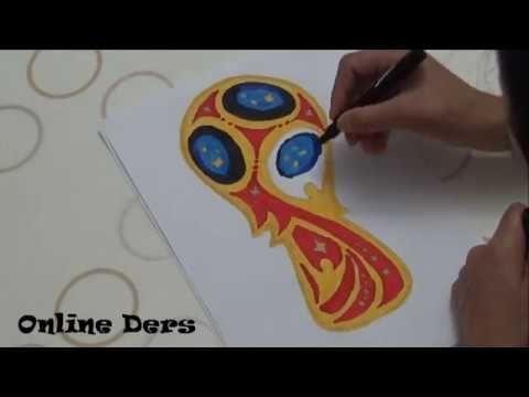 World Cup 2018 Coloring World Cup World Cup 2018 Cup