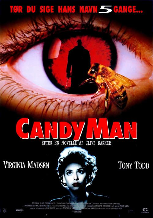 Watch Candyman Movie 1992 Online Free Putlocker With Images