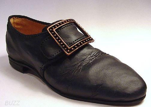 shoes louboutin replica - Replica of George Washington\u0026#39;s dress shoe - Because of the limited ...
