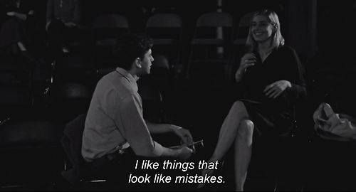 """Frances Ha (2012) Reminds me of me when I was a young & """"green"""" artist/photographer, clueless, rebellious, stubborn..."""