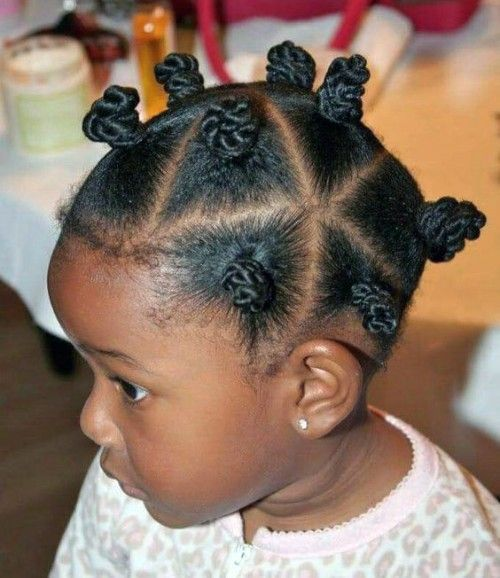 75 Best African American Girls Hairstyles To Try New Natural Hairstyles Baby Hairstyles Natural Hairstyles For Kids Natural Hair Styles