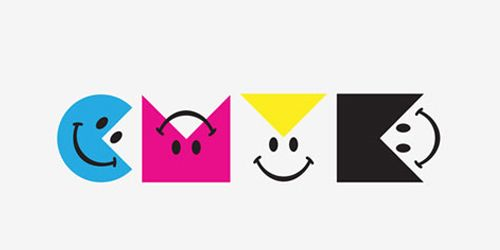 cmyk...i like, but without smiley faces