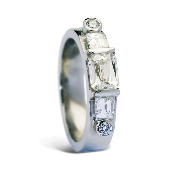 1.58ct diamond ring 3705