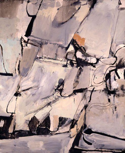 drawpaintprint:  Berkeley #15, 1954Richard Diebenkorn (American, 1922-1993)oil on canvas641/2 x 53 in.