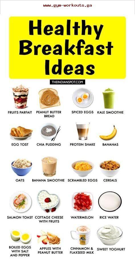20 Best Foods For Breakfast Breakfast Foods Workout Food Best Breakfast Recipes Healthy Breakfast