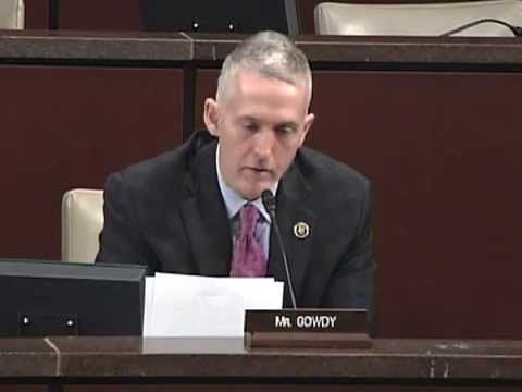 Chairman Gowdy's Opening Statement at Third Benghazi Select Committee He...