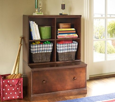 Cameron Cubby Drawer Base Pottery Barn Kids Home