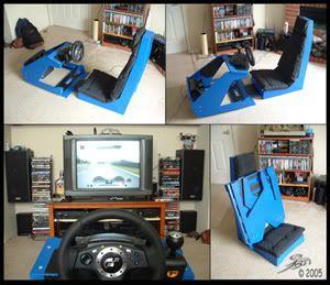diy racing rig blog by cheshyrkat ign cockpit pinterest racing rigs and album. Black Bedroom Furniture Sets. Home Design Ideas