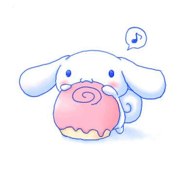 Cinnamonroll (favorite sanrio character): what fires me up
