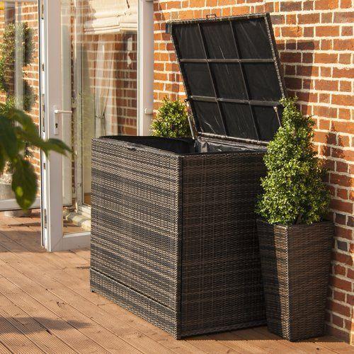 elegant patio cushion storage ideas all