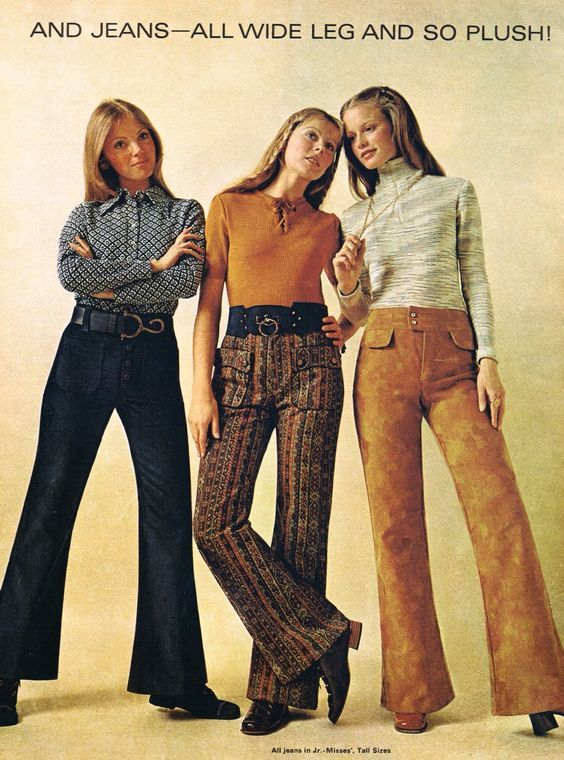 """soundsof71: """"From the Montgomery Ward catalog, Fall Winter 1971 [x] """""""