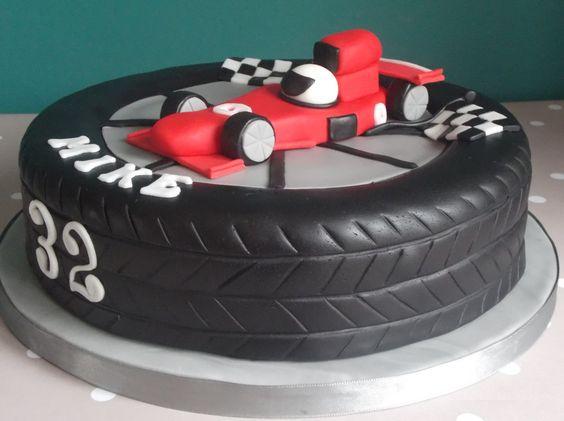 Resultado de imagen de formula 1 cake