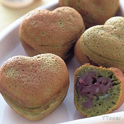 抹茶雞蛋糕食譜 - 蛋料理 - 楊桃美食網 專業食譜