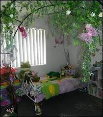 Forest themed bedroom google search my home for Fairy garden bedroom ideas