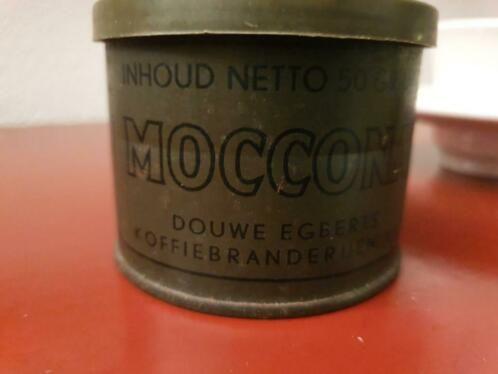 Blik Voor Koffie Nederlands Leger Krijgsmacht Jaren 60