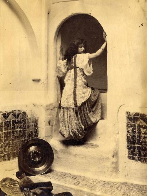 Женщины Алжира. ( 35 фото ) | Африка, История, Женщина
