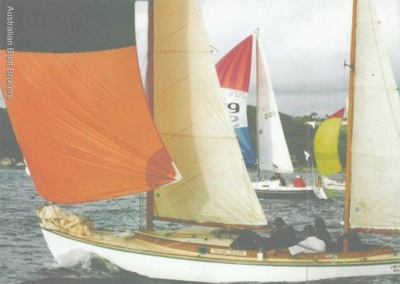 Used 28 Herreshoff Rozinante for Sale | Yachts For Sale | Yachthub