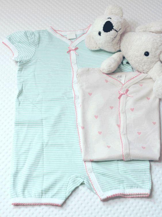 Frühlingshafter Babyhaul #2 – H&M, Zara, Odenwälder, Name it