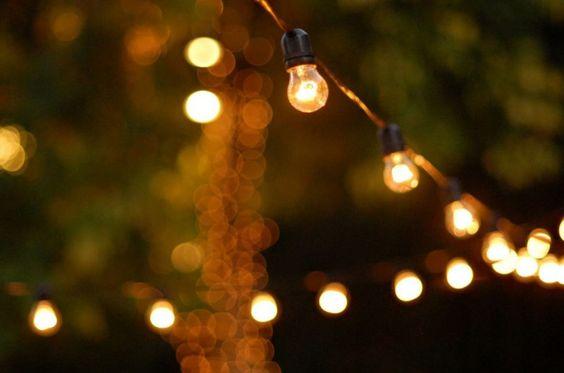 String Lights Gumtree : Lighting, String lights and Festoon lights on Pinterest