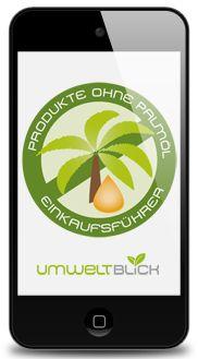 Produkte ohne Palmöl | Umweltblick.de
