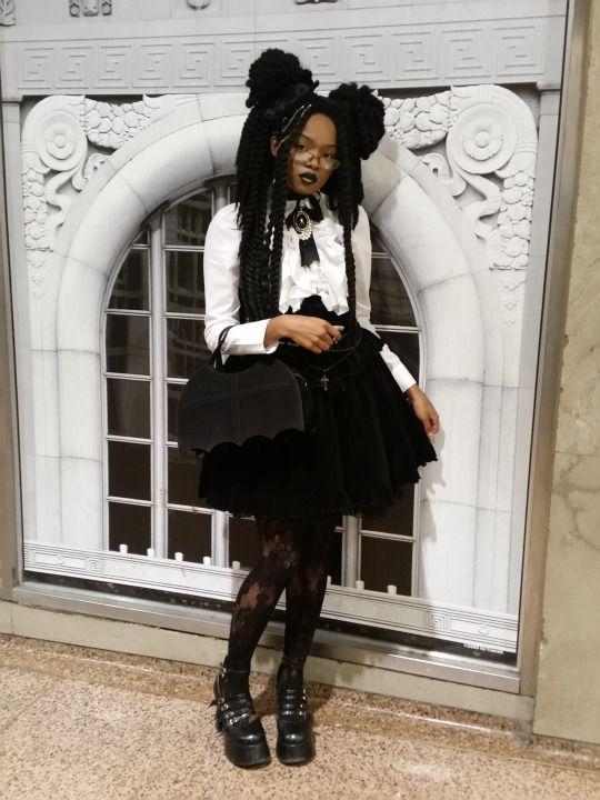 baby doll ♥s black