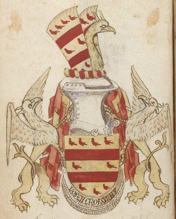 Armorial des chevaliers de l'ordre du Croissant