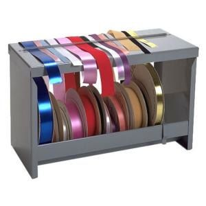 Create An Easy To Use Dispenser For All Of Your Fabric And Curling