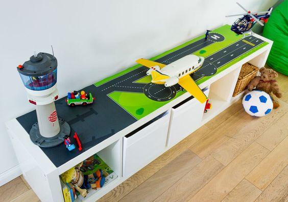 ikea kallax shelf kallax shelf and play table on pinterest. Black Bedroom Furniture Sets. Home Design Ideas