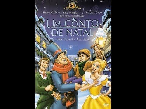 Um Conto De Natal Em Portugues Filme Rarissimo Youtube Filmes