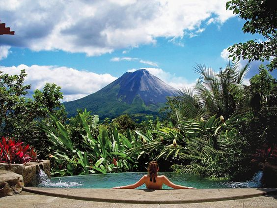 Private villa with pool in Arenal Costa Rica