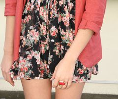 Coral + Floral