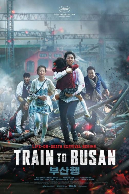 Train to Busan: This is why I love Korean film! I have never been keen on the whole zombie trend, but I loved this movie. Korean filmmakers know how to emotionally manipulate you, man. You'll cry. Trust me.: